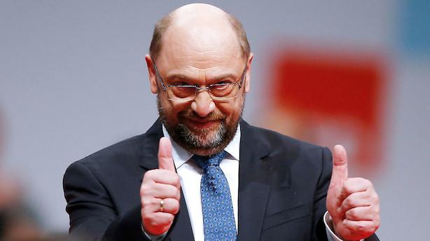Tysk SPD-leder kræver Europas Forenede Stater senest i 2025