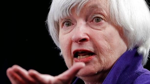 Det sker i dag: Fluen på væggen i Fed's maskinrum