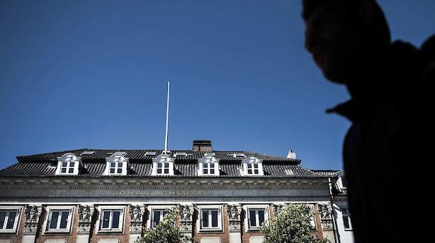 Anklager i Schlüter-sag: Tog I pengene for at kunne betale regninger?