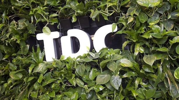 Højtflyvende TDC sender C25-indeks i ny rekord