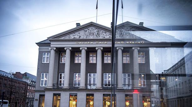 Fredagens aktier: Danske Bank og Nordea i bund efter udbytte