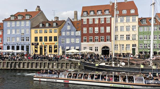 900.000 gæster brugte Airbnb i Danmark sidste år