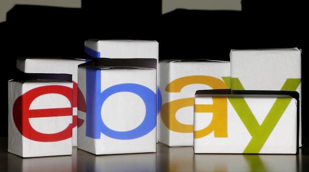 USA: Regnskabsaktuelle selskaber præger blandet udvikling fredag - Ebay får gedigne tæsk