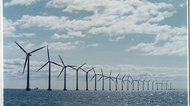Ørsted sælger ti vindmøller til Hofor