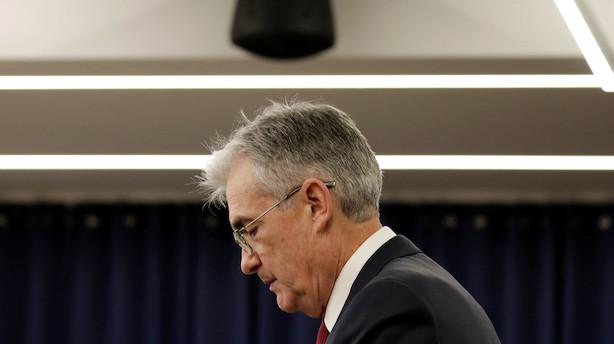 Obligationer: Renten er faldet til ro inden nyt fra USA