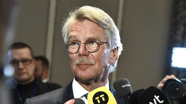 Kommunist blev bankmand af krop og sjæl: Björn Wahlroos stopper som Nordea-formand