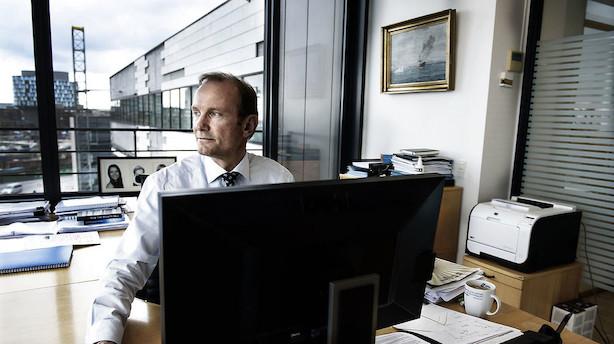 Norwegian indstiller Niels Smedegaard som bestyrelsesformand