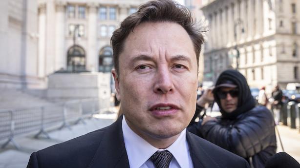 Morgenbriefing: Tesla lover robottaxaer næste år, danske koncerner spinder guld på vindsats i Asien