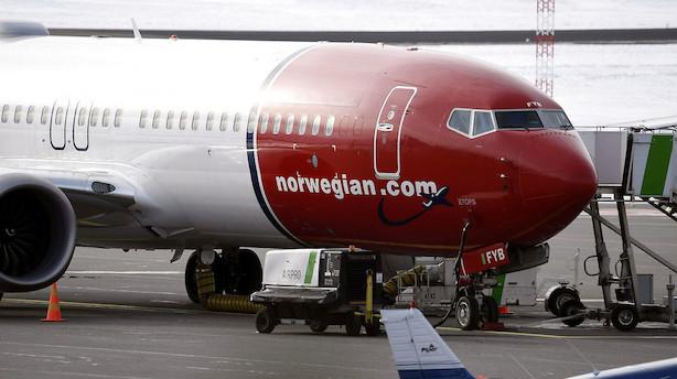 Norwegian vil bide skeer med SAS på ruten mellem København og München