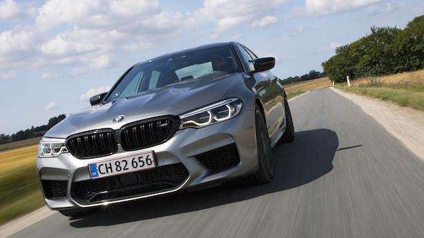 Hvis Djævlen kørte BMW, ville han køre i den her