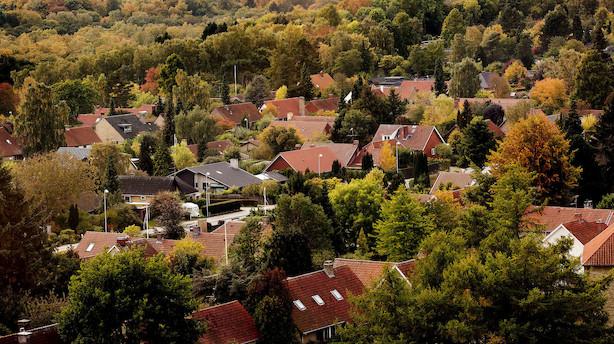 Det sker i dag: Nyt om udviklingen på boligmarkedet