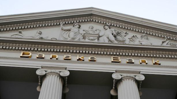 """Moody's sænker kreditvurdering for Danske Bank på grund af hvidvasksag: """"Bankens indtjening er blevet ramt mere betydeligt"""""""