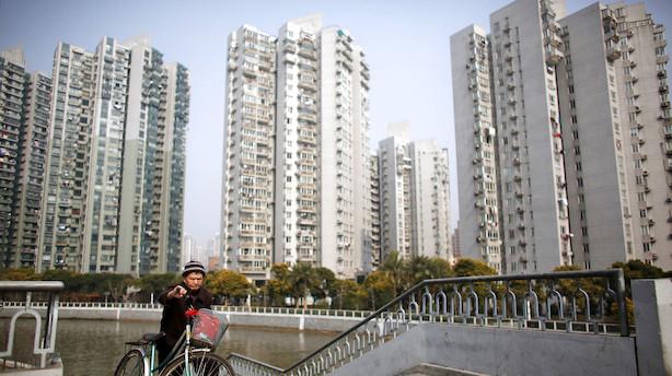 JP Morgan til investorer: Vend blikket mod Kinas ejendomssektor
