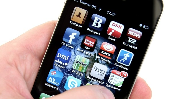 iPhone 5 og Galaxy S3 dumper antennetest