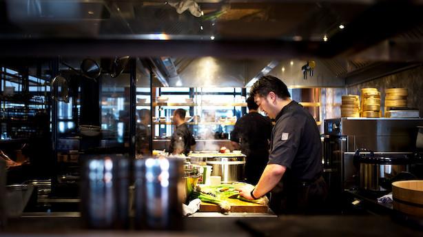 Ris med mayonaise rykker på Københavns Ks nye insted
