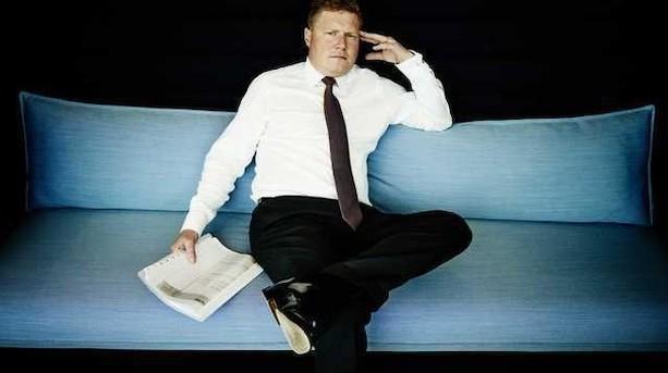 Simcorp: Det var ikke fyret finansdirektørs evner, det var hans opførsel