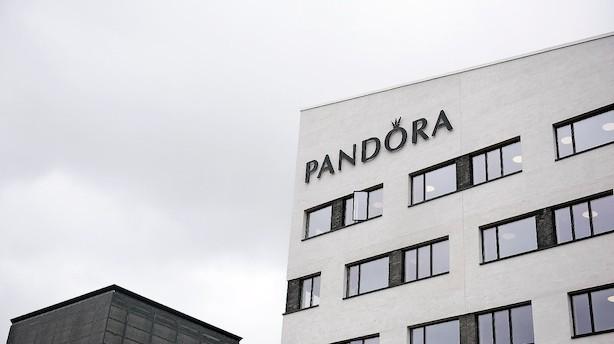 Pandora-chef: Ændringer i rapportering er ikke et svar på kursfald