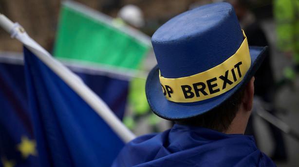 EU sætter ny brexit-deadline: Sidste frist er søndag aften