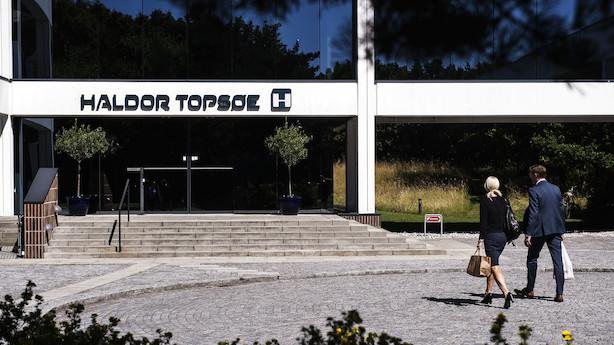 Haldor Topsøe åbner for børsnotering: Sætter jagten ind på investorer, men ejerfamilie vil beholde magten