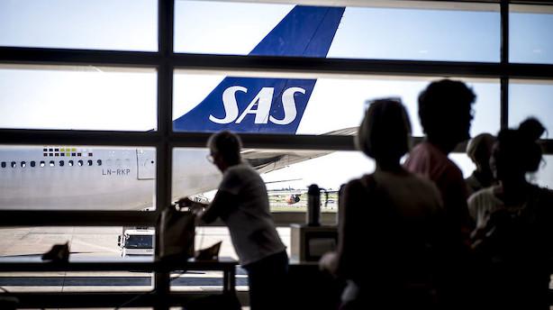 SAS får rekordresultat på trods kaotisk sommersæson