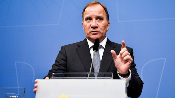 Analyse: Dyb usikkerhed om svensk regering – Löfven falder tirsdag
