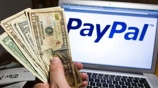Paypal sænker Ebay - og flyder selv ovenpå