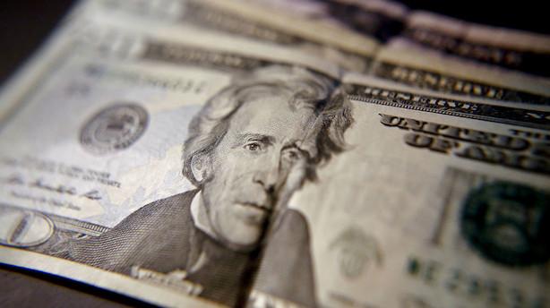 Valuta: Amerikansk arbejdsmarkedsrapport lurer