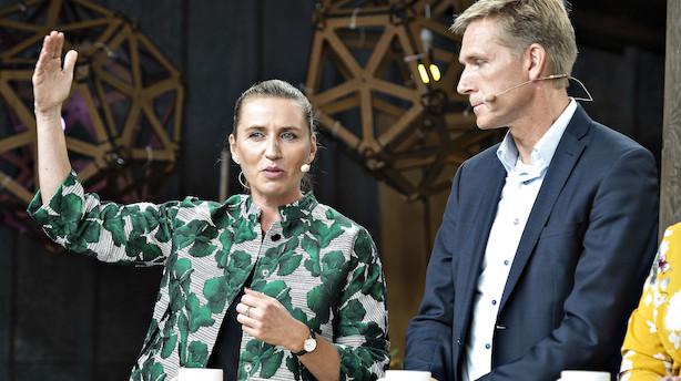 Corydon: Thulesen Dahl har forladt Mette Frederiksen ved alteret