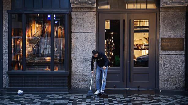 Kriseramt tøjkæde drejer nøglen om i Danmark: Får stort milliontab