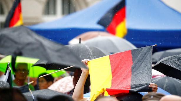 Kreditvurderingskæmpe spår mørke skyer over den tyske banksektor