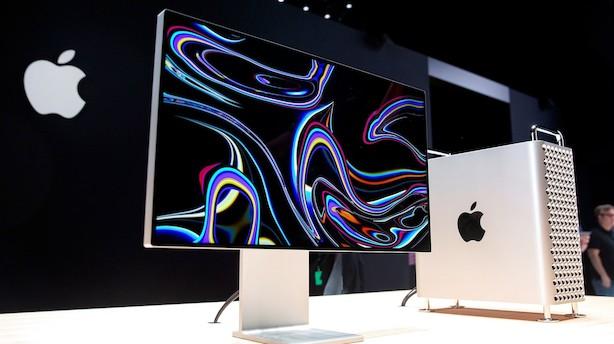 Aktieluk i USA: Handelsoptimisme og analytikerløft til Apple