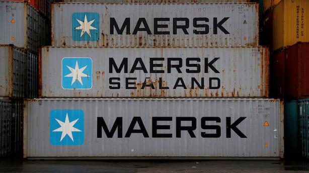 Maersk Supply Service indgår servicekontrakt med Shell