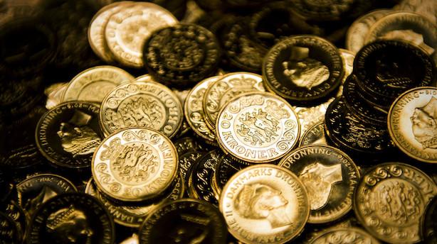 Guldregn over din pension: Astronomisk afkast på 479 mia kr allerede nu - og det er 60 gange bedre end hele sidste år
