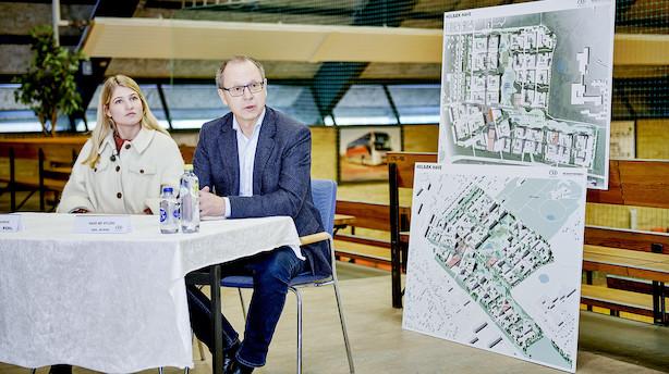 Holbæk-projekt til 2,5 milliarder kroner skal gennemføres af kendt developer fra Grønttorvet
