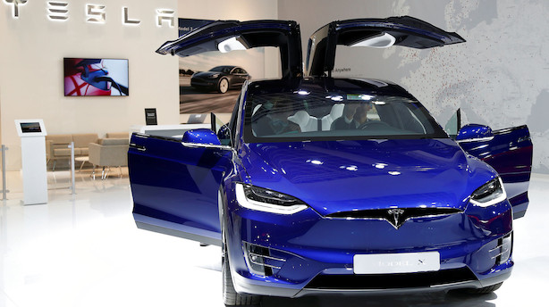 Aktietendens i USA: Tesla vil tage fokus i ventet grøn åbning