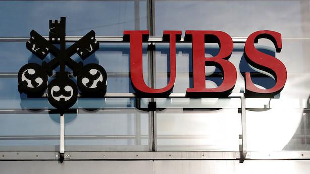 UBS skyder vildt - spår tre amerikanske rentesænkninger i 2020