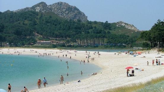 Verdens bedste strand er spansk