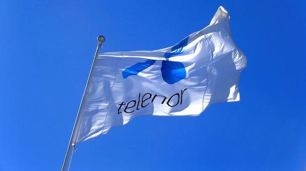 Telenor vinder 11.000 kunder i Danmark og løfter overskuddet