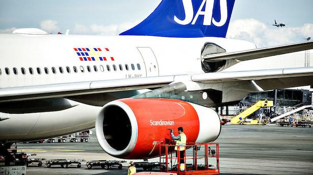 SAS-topchef håber at møde norske piloter forud for strejke
