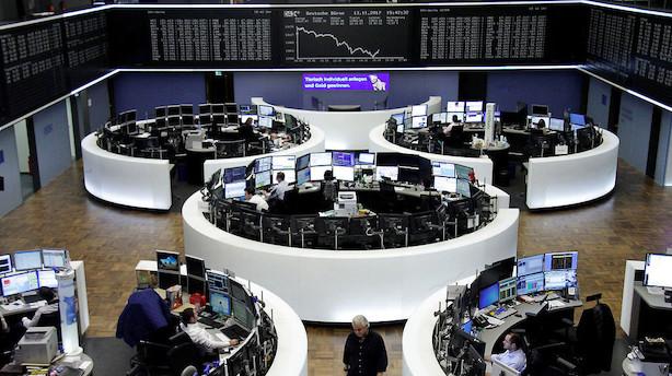 Europa: Vodafone trodser sur markedsstemning