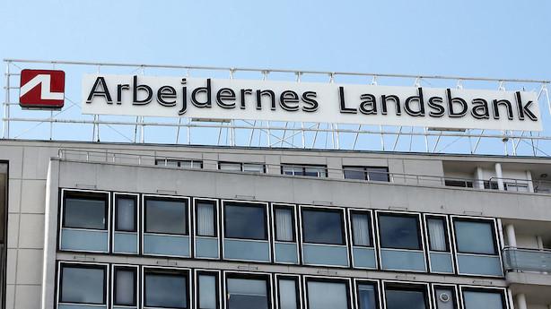 Fagforbund freder Arbejdernes Landsbank