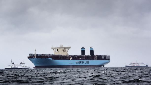 Handel med udlandet giver næsten hvert tredje danske job
