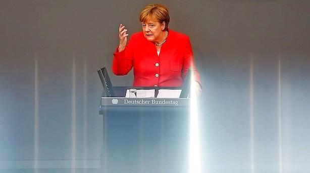 SPD med ultimatum til Merkel: Vi forlader regeringen, hvis der kommer lukkede migrantcentre