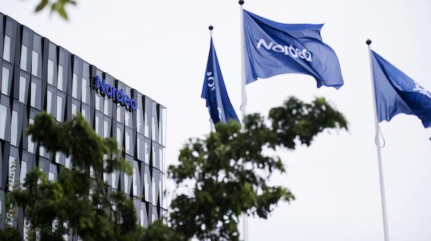 Nordea sælger aktier i baltisk bank for 4,5 mia - vil sælge hele aktieposten