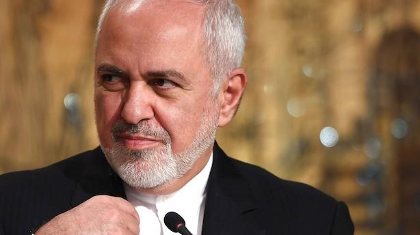 Nye amerikanske sanktioner får Iran til at bede EU om støtte