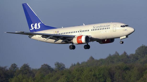 Morgenbriefing: SAS-piloter går i strejke, Amazons overskud boomer