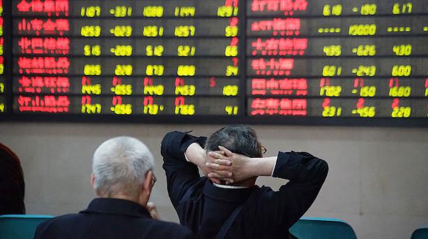 Aktier: Wall Street-drop giver gevinsthjemtagning og kursfald i Asien