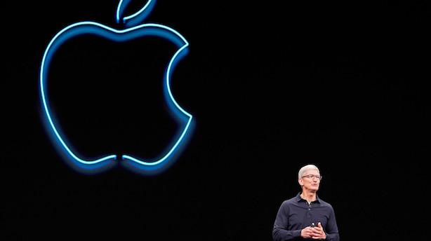 Aktiestatus i USA: Investorerne fejrer udskudte tariffer - Apple hopper op