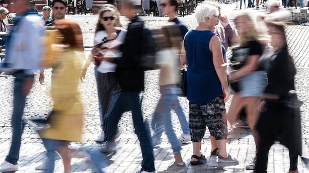 Krise, hvilken krise? Danskernes tillid til egen økonomi banker op trods handelskrig og recessionssnak