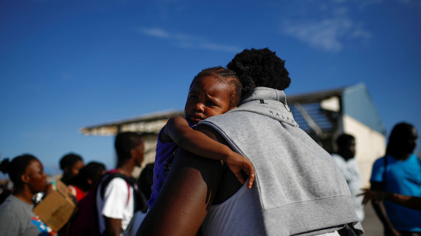 Dødstallet efter Dorian stiger til 43 på Bahamas